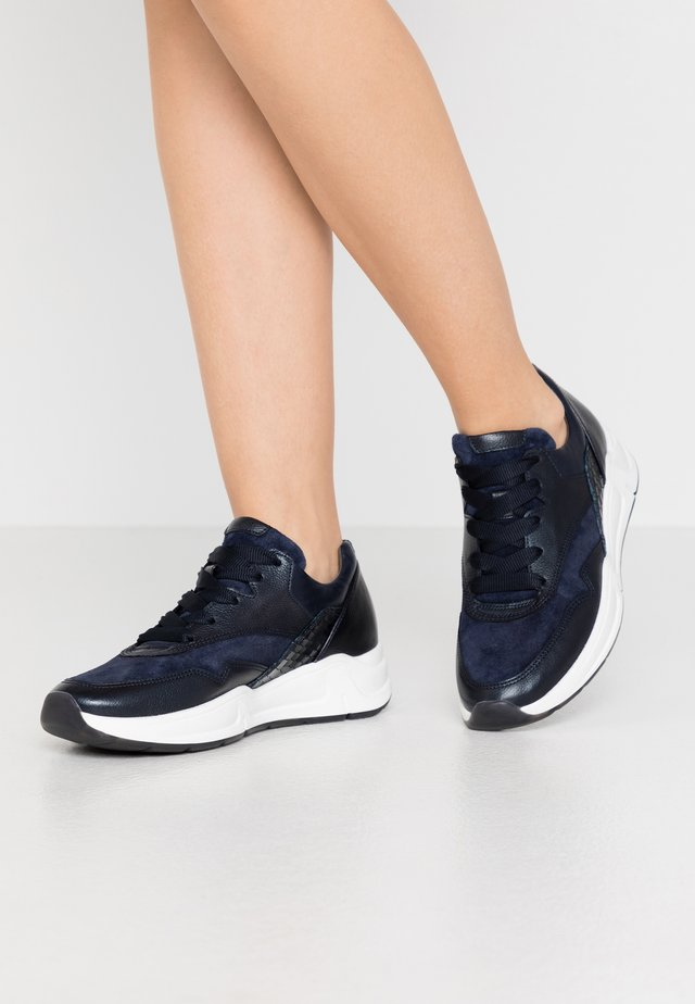 Sneaker low - marine/night blue