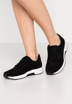 ROLLING SOFT - Sneakers - schwarz