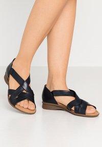 Gabor Comfort - Sandaler - ocean - 0