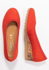 Gabor Comfort - Sleehakken - koralle - 3