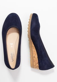 Gabor Comfort - Wedges - bluette - 3