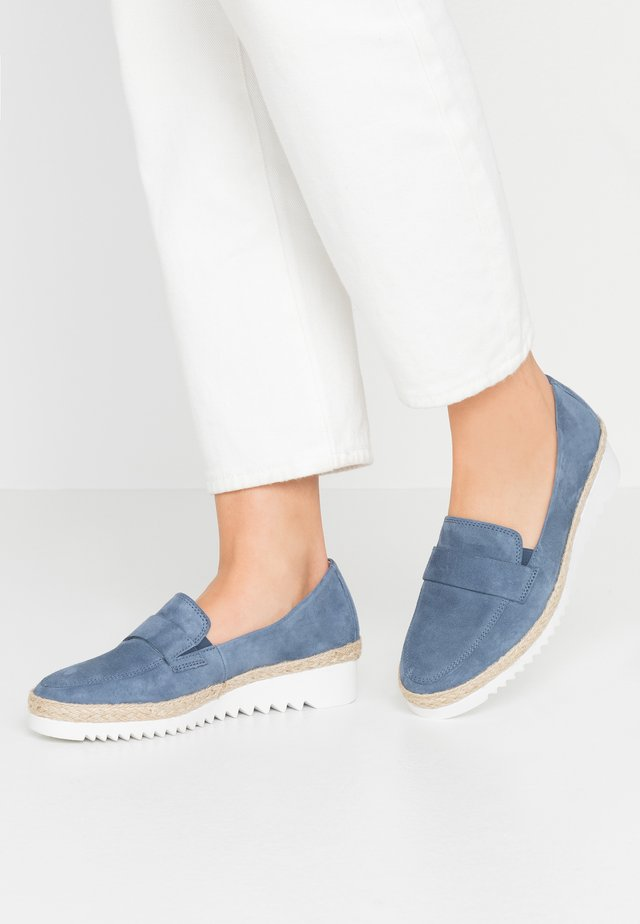 Loafers - nautic