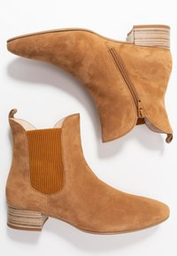 Gabor Comfort - Classic ankle boots - sattel - 3