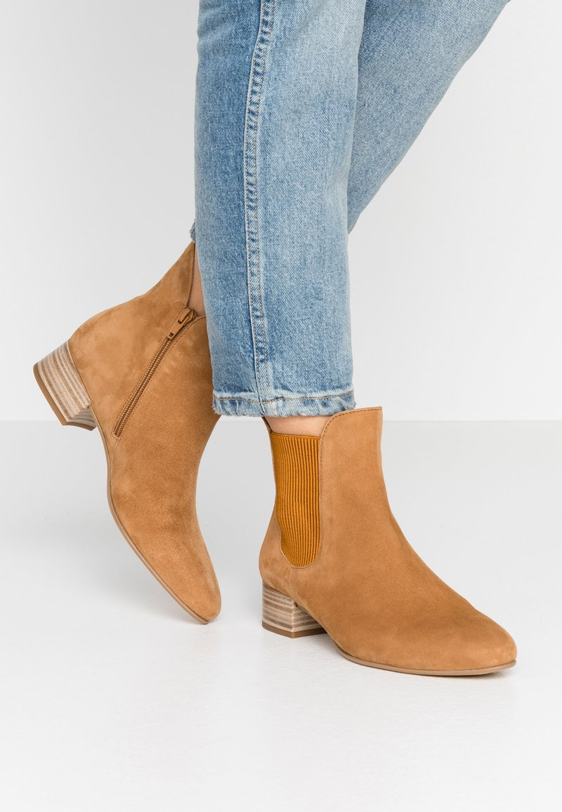 Gabor Comfort - Classic ankle boots - sattel