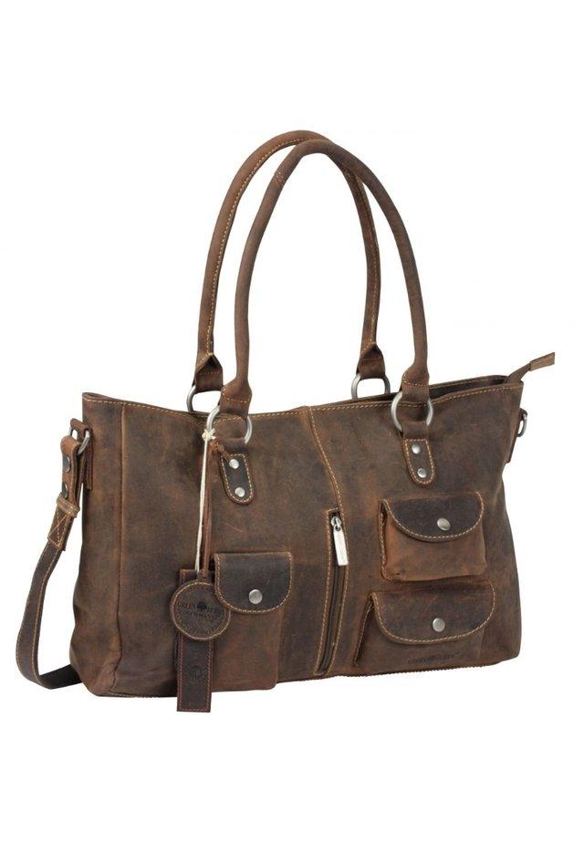 VINTAGE REVIVAL VOL.1 (43 cm) - Handbag - braun