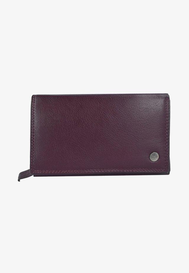 Wallet - bordeaux