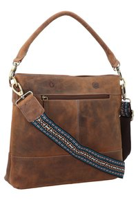 Greenburry - VINTAGE SANTANA - Handtasche - brown - 1