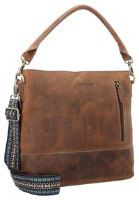 Greenburry - VINTAGE SANTANA - Handtasche - brown - 3