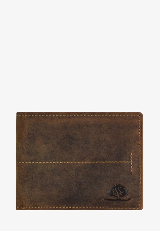 VINTAGE - Wallet - brown