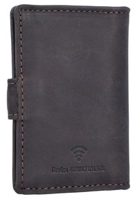 Greenburry - VINTAGE  - Wallet - dark brown - 1
