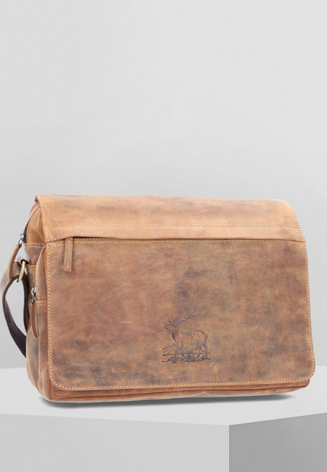 Borsa a tracolla - brown