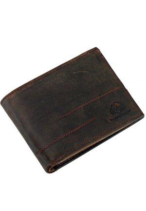VINTAGE REVIVAL (12 cm) - Wallet - braun