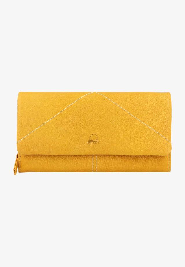 TUMBLE - Wallet - smoky yellow