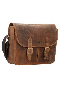 Greenburry - Across body bag - brown - 3