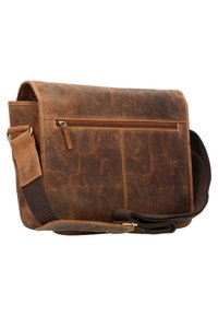 Greenburry - Across body bag - brown - 2