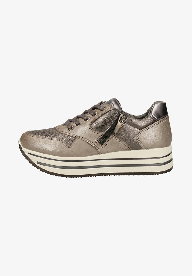 Baskets basses - grigio 22