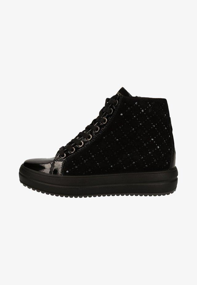 Sneakersy niskie - nero 00