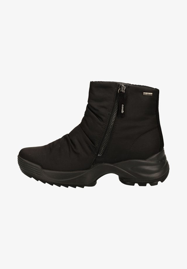 Boots à talons - nero