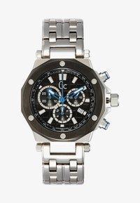 Gc Watches - Hodinky se stopkami - silver - 1