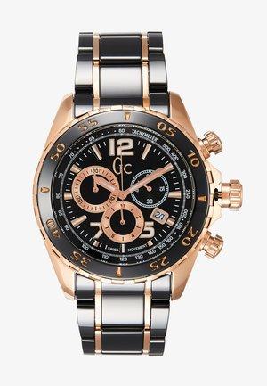 Cronografo - black/gold