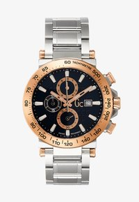 Gc Watches - Chronograph watch - silver-coloured/blue - 1