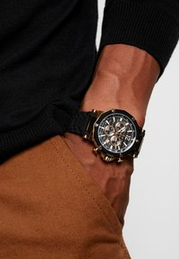 Gc Watches - Chronograph watch - black/gold - 0