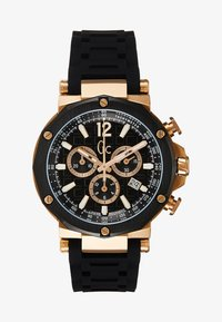 Gc Watches - Chronograph watch - black/gold - 1