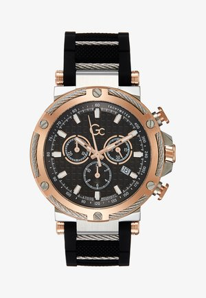 Cronografo - black/silver-coloured