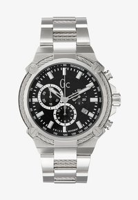 Gc Watches - Hodinky se stopkami - silver/black - 1
