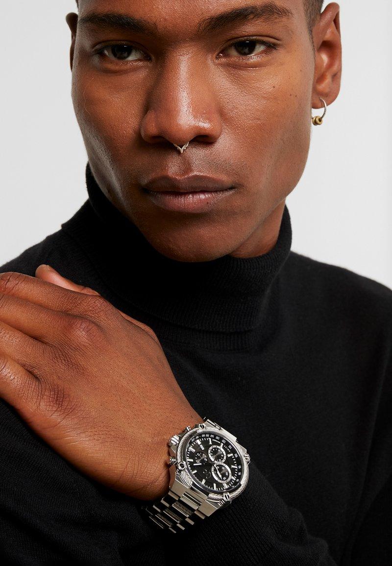Gc Watches - Montre à aiguilles - silver/black