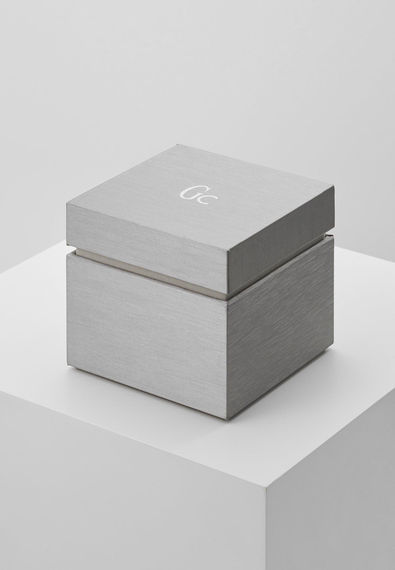 Gc Watches Kronografklockor - silver-coloured