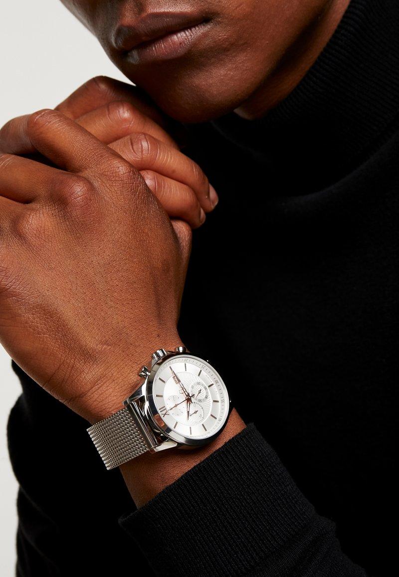 Gc Watches - Hodinky se stopkami - silver-coloured