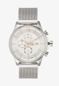 Gc Watches - Hodinky se stopkami - silver-coloured - 1