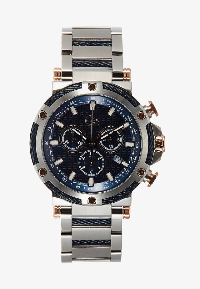 URBANCODE YACHTING - Chronograph watch - blue