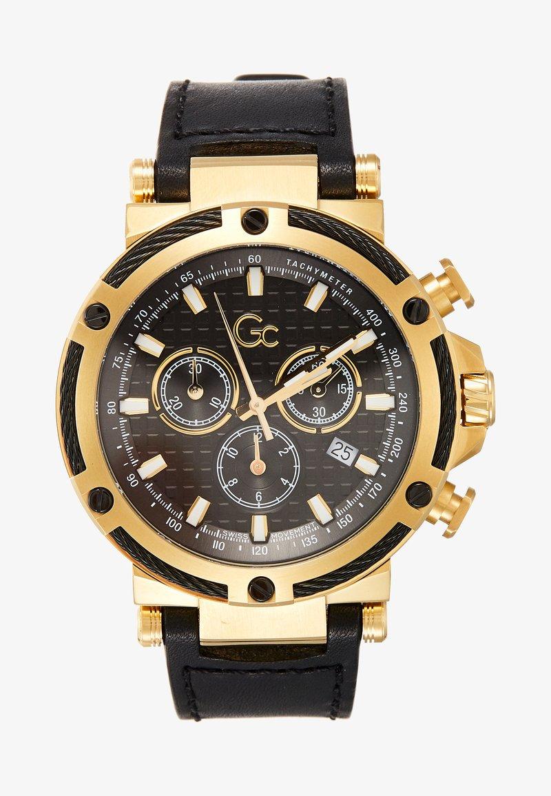 Gc Watches - URBANCODE YACHTING - Kronograf - black
