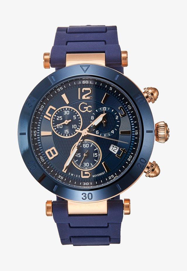PRIMECLASS - Chronograph watch - blue