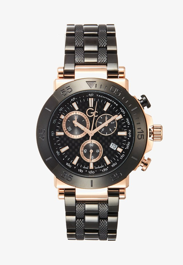 ONE - Chronograph watch - black