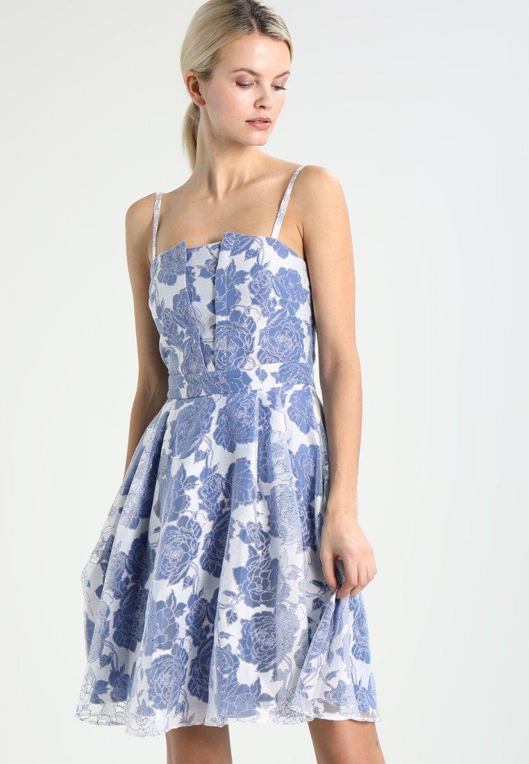 Gaudi - DRESS - Vestito estivo - nautical blue