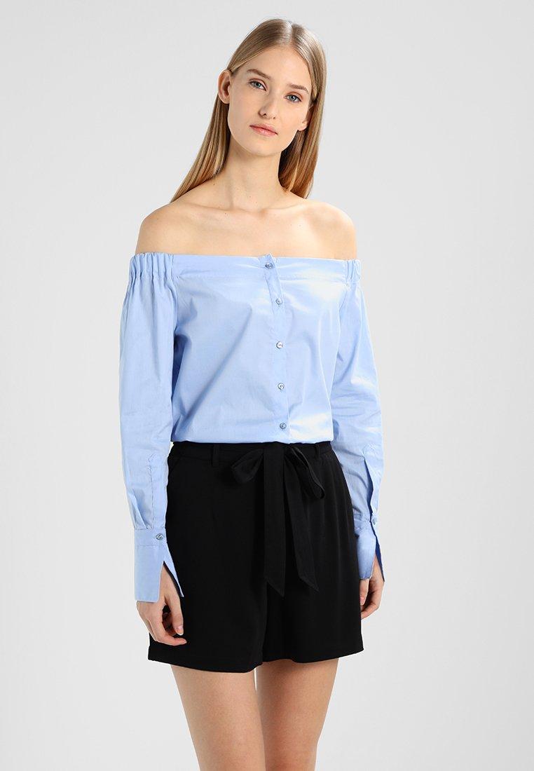 Gaudi - Bluse - kentucky blue