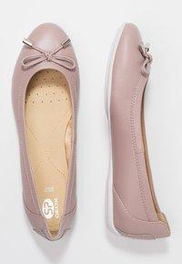 Geox - CHARLENE - Ballerinat - antique rose - 3