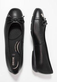 Geox - ANNYTAH - Ballet pumps - black - 3