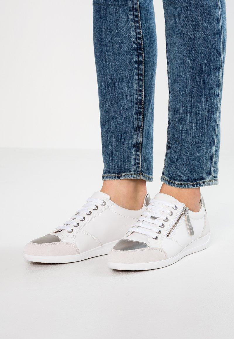 Geox - MYRIA - Sneakers - white