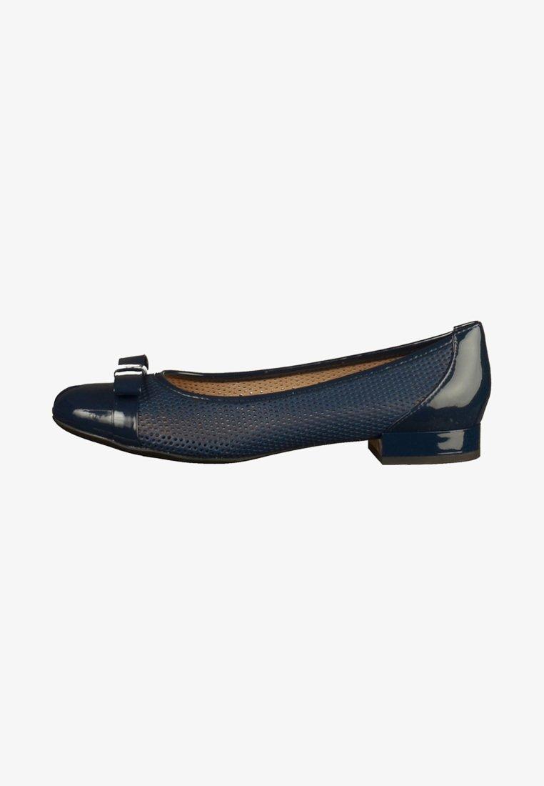 Geox - WISTREY - Ballet pumps - blue