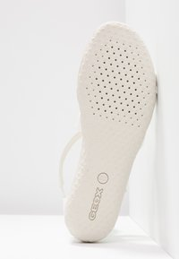 Geox - VEGA - Sandalias - optic white/silver - 6