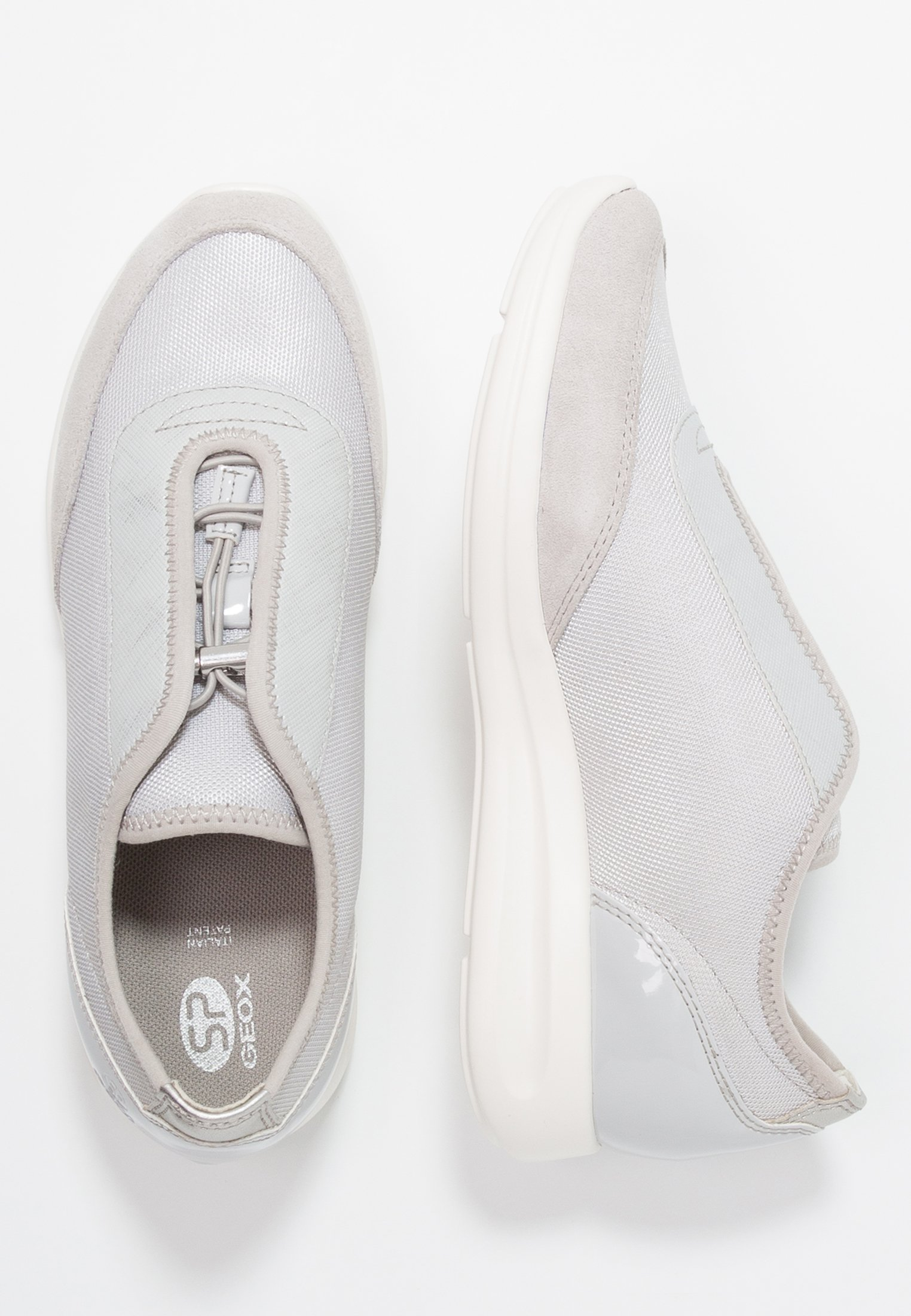 AGYLEAH Sneaker low light grey