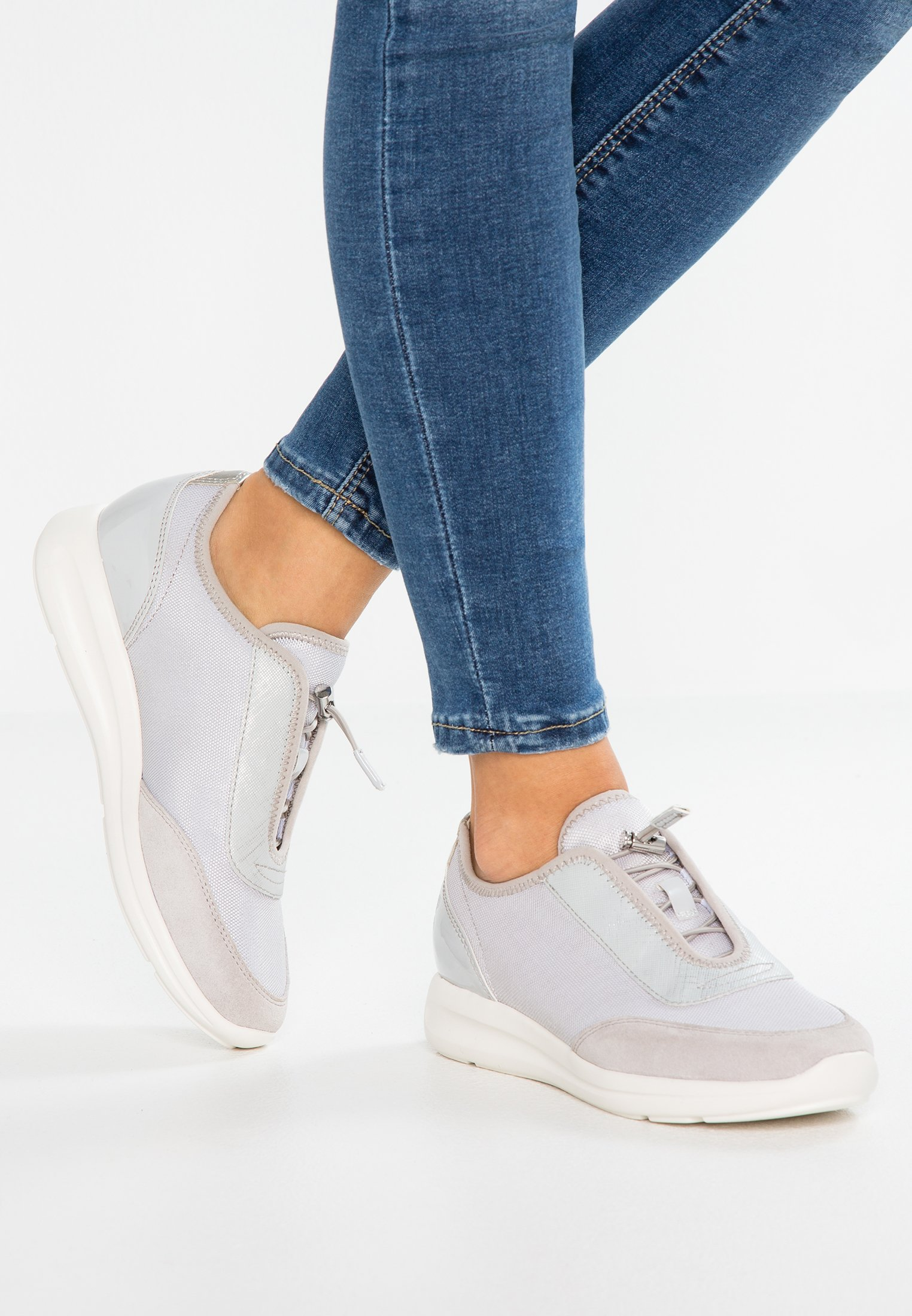 AGYLEAH Sneaker low light grey oShCV