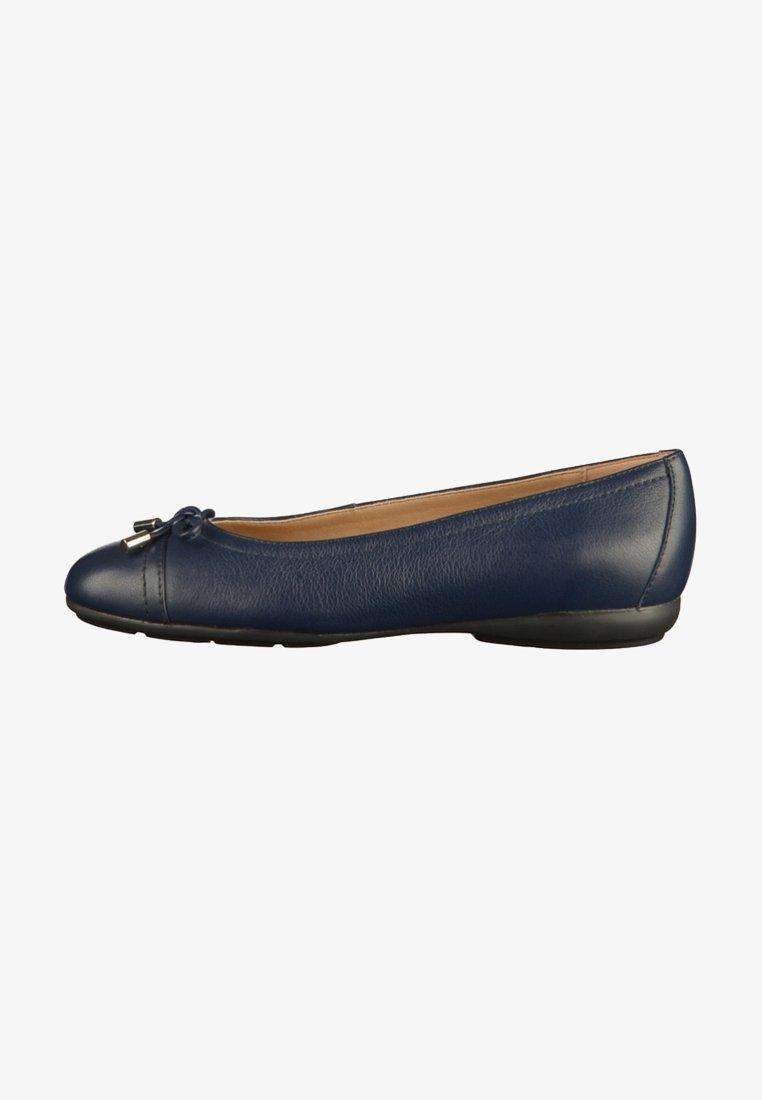 Geox - Klassischer  Ballerina - blue