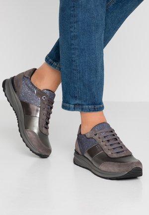AIRELL - Sneakers - dark grey/gun