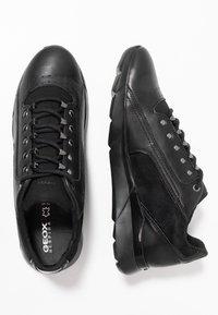 Geox - HIVER - Sneakers - black - 3