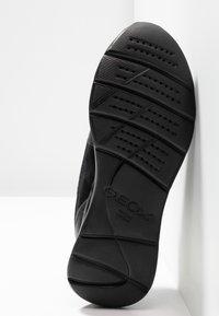 Geox - HIVER - Sneakers - black - 6
